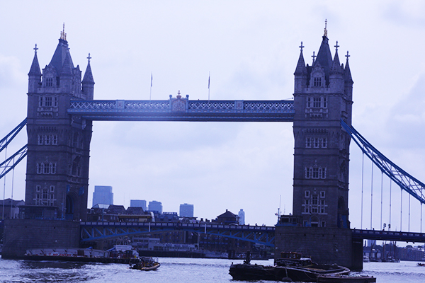Tower Bridge. (foto ist)